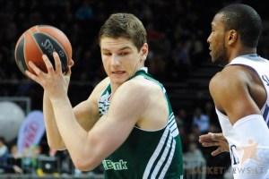 Fuente: www.basketnews.lt Arturas Gudaitis