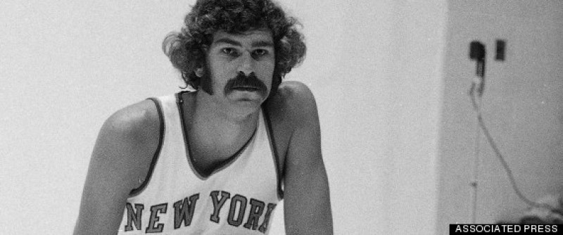 fuente: www.huffingtonpost.com New York Knicks' Phil Jackson is shown, 1971.  (AP Photo)