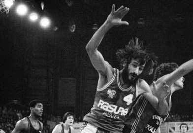El Vintage de Flagrant Foul: Alain Gilles, Monsiuer Basket