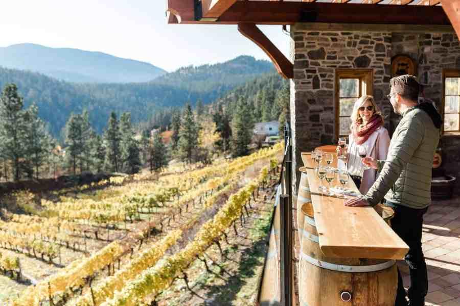 Okanagan Is a Spectacular Wine Region Within Easy Reach