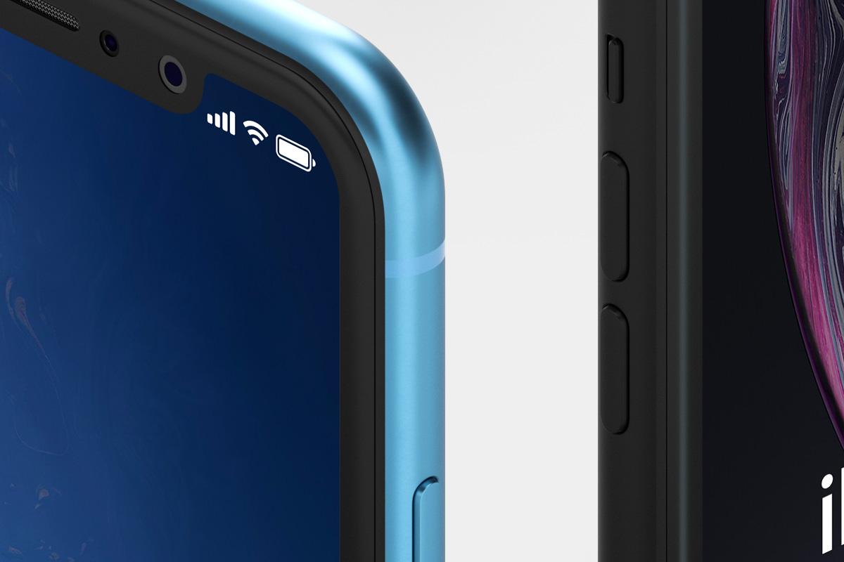 Psd IPhone XR Mockup Isometric Vol3 Psd Mock Up Templates Pixeden