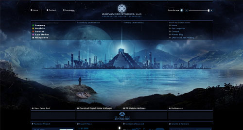 Plus Beaux Sites Web 2011 Plus Beaux Sites Flash 2011