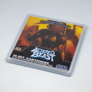 Altered Beast Coaster
