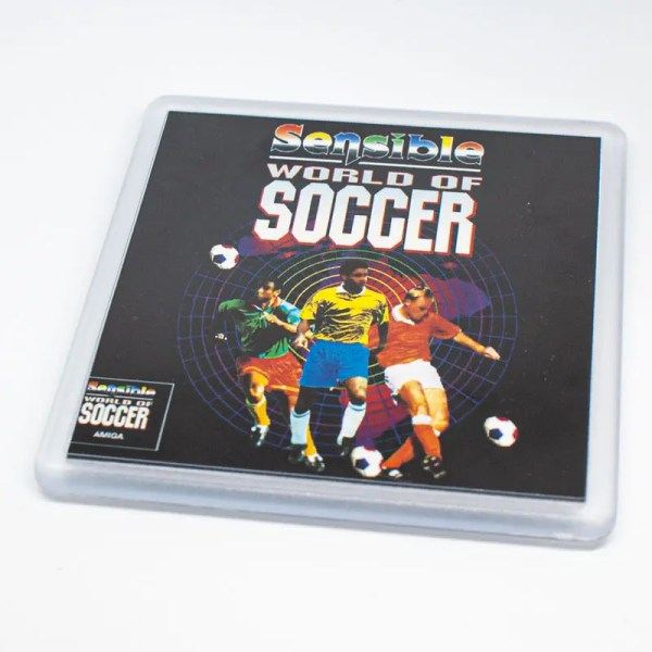 Sensible world of soccer coaster
