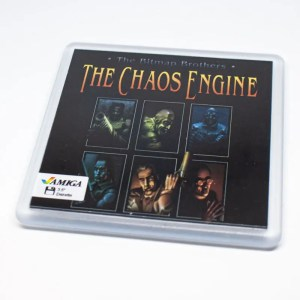 The chaos engine coaster