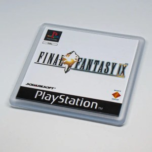 Final Fantasy 9 coaster