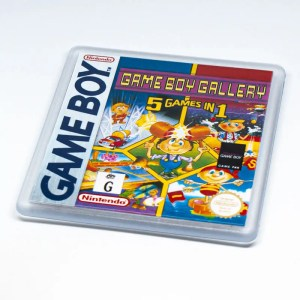 Game Boy Gallery Coaster