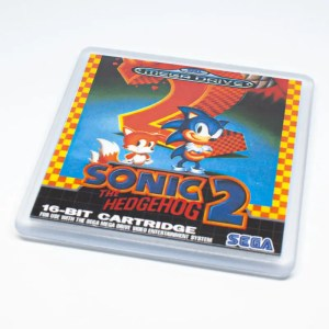 Sonic the hedgehog 2 coaster