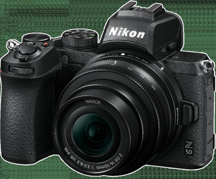Nikon Z50 Kamera Mirrorless Terbaik