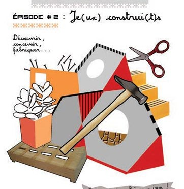 JEux CRÉes – épisode #2 : Je(ux) construi(t)s