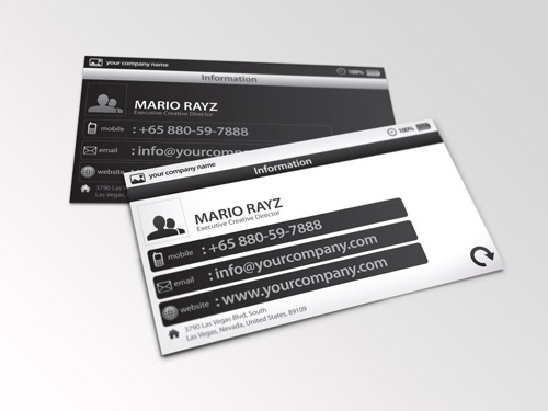 Clever Business Card