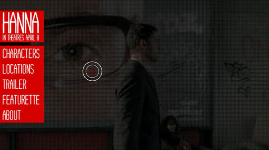 websites using video background