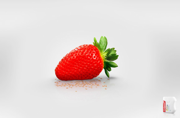 Colgate Dental Floss: Strawberry