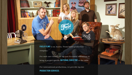 Photo background example: Fueld Films