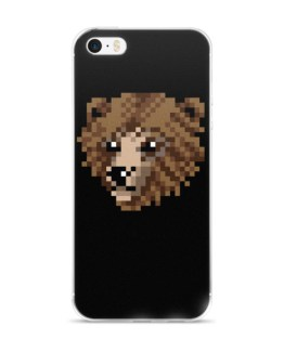Burly Bear iPhone 5/5s/Se, 6/6s, 6/6s Plus Case
