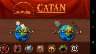 Catan - online