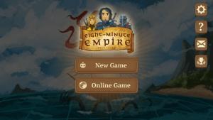 EME - menu