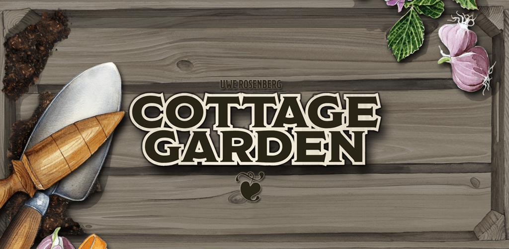 Cottage Garden - title