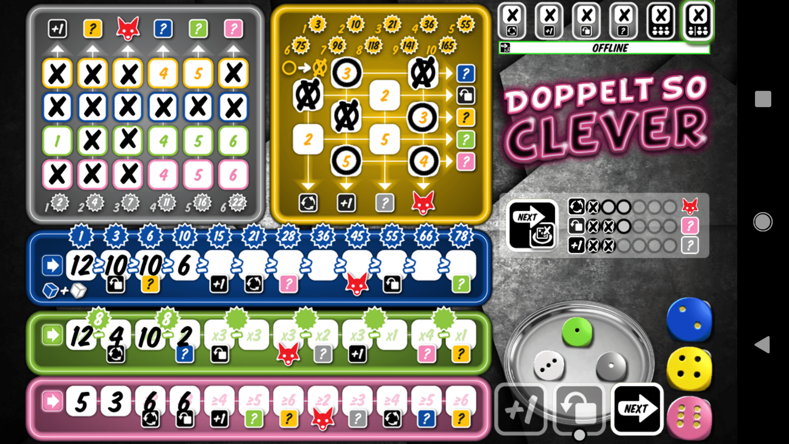 twice as clever - game