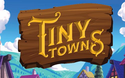tiny towns - logo