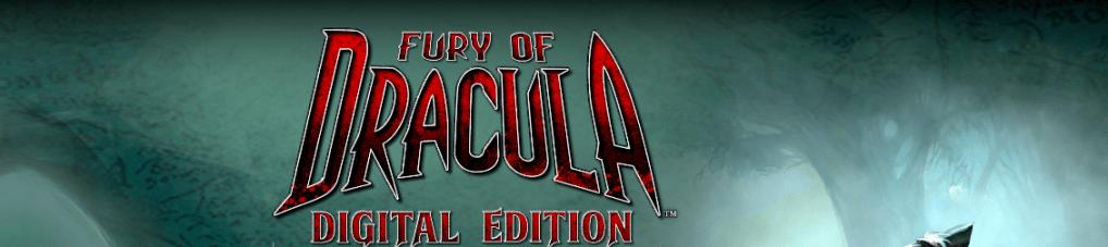 fury of dracula - banner