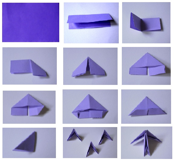 Jewellia handicrafts: 3D origami wedding swans | 538x579