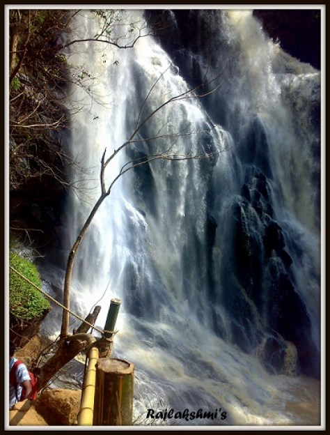 Meenmutty waterfall India