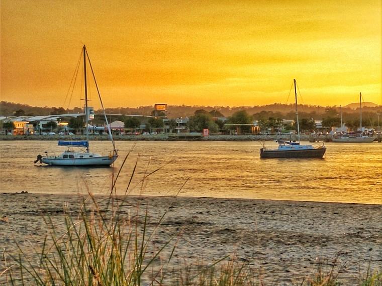 sunset photography australia