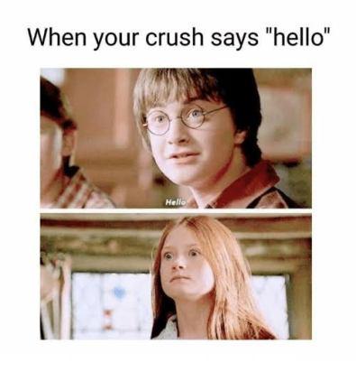 school crush funny story