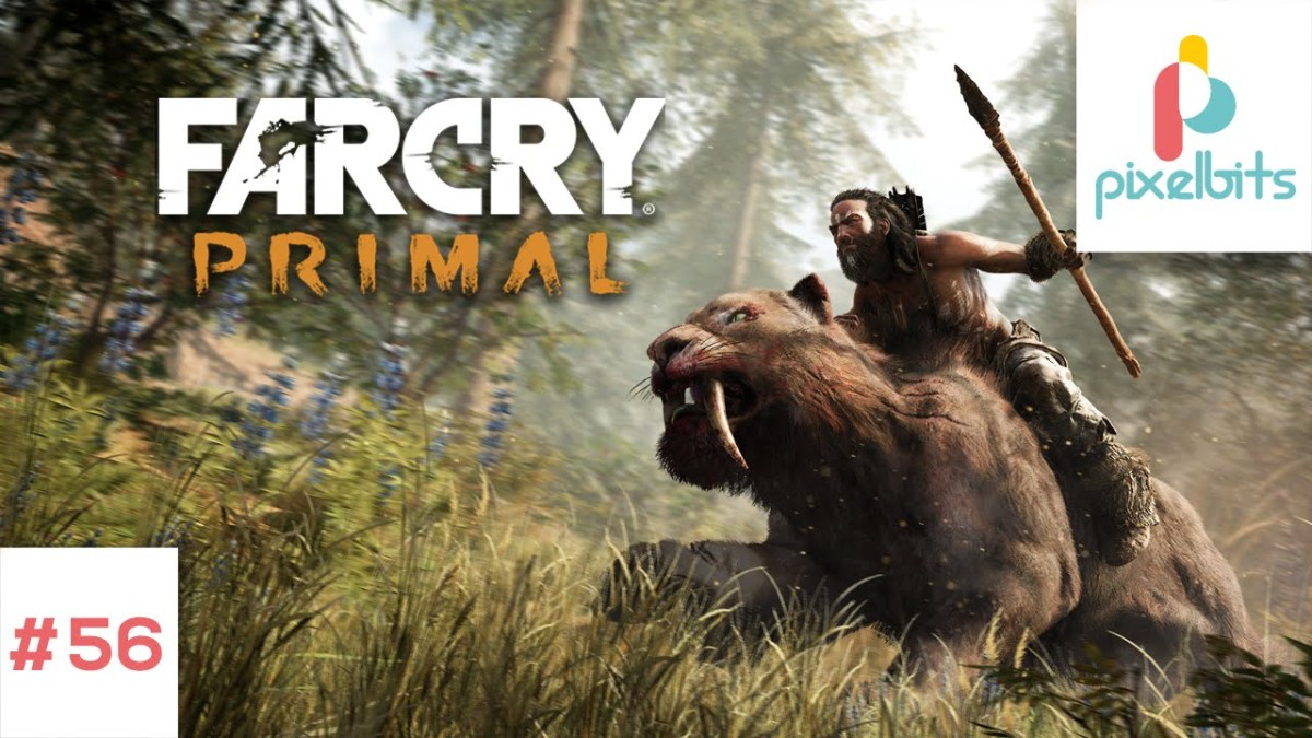Reseña Far Cry Primal