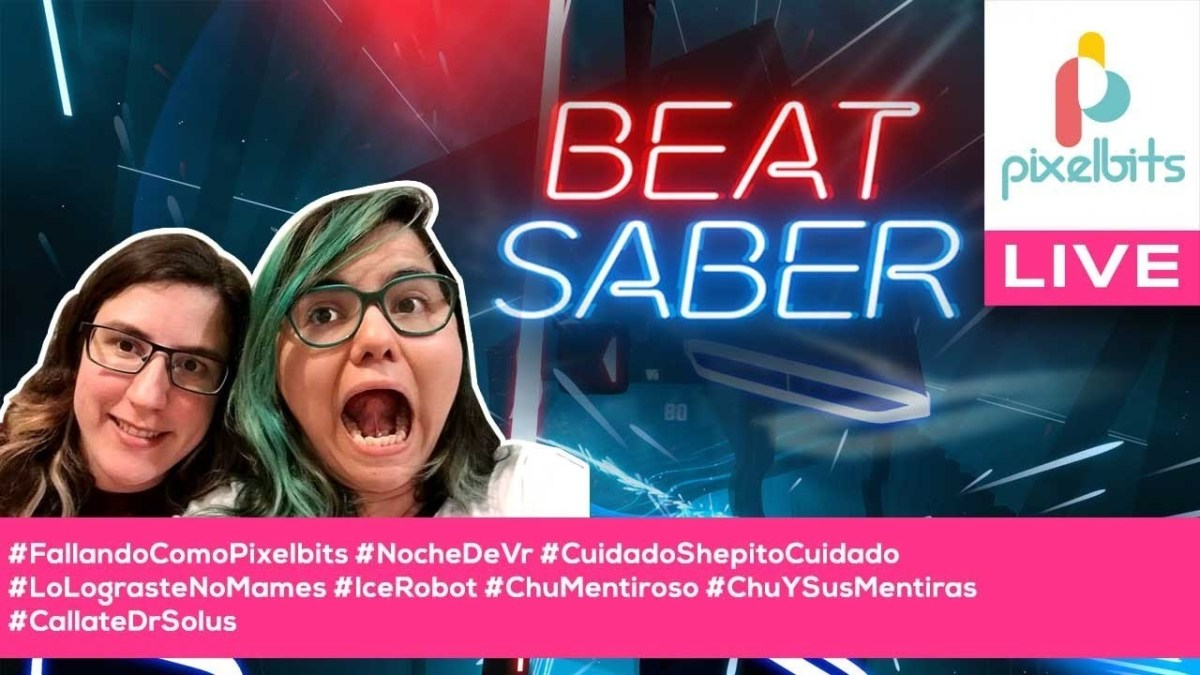 Beat Saber en PlayStation VR