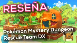 Pokémon Mystery Dungeon Rescue Team DX