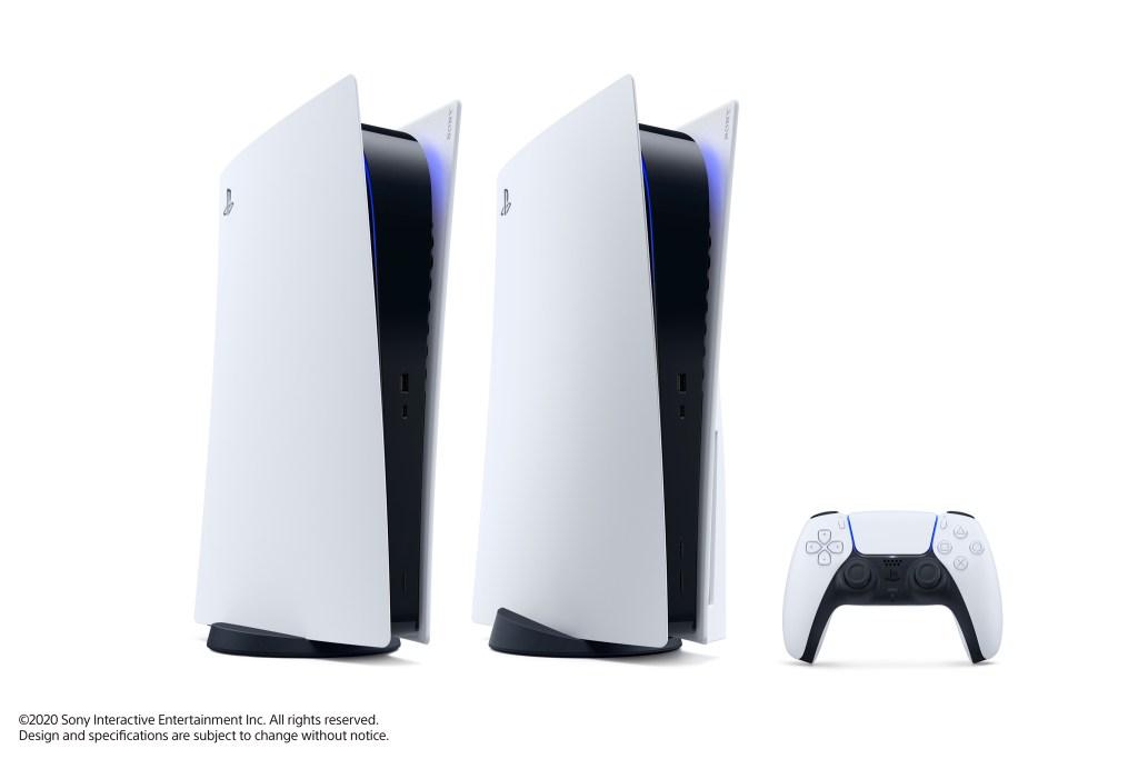 PlayStation 5 y PlayStation 5 Digital Edition