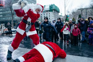 Billy Bob Thornton stars as Willie Soke in BAD SANTA 2, a Broad Green Pictures release. Credit: Jan Thijs / Broad Green Pictures