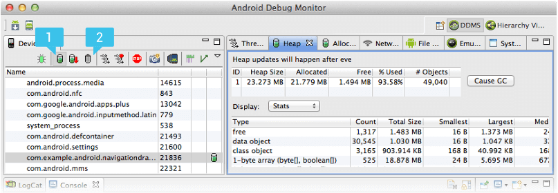 Effective Memory Management in Android - PixelCrayons