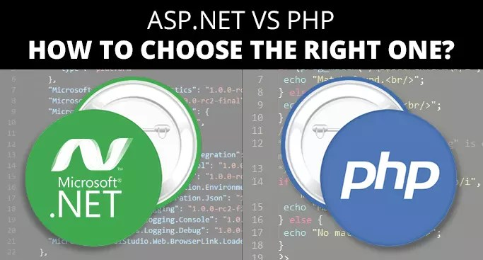 ASP Net vs PHP: Which is the Best?