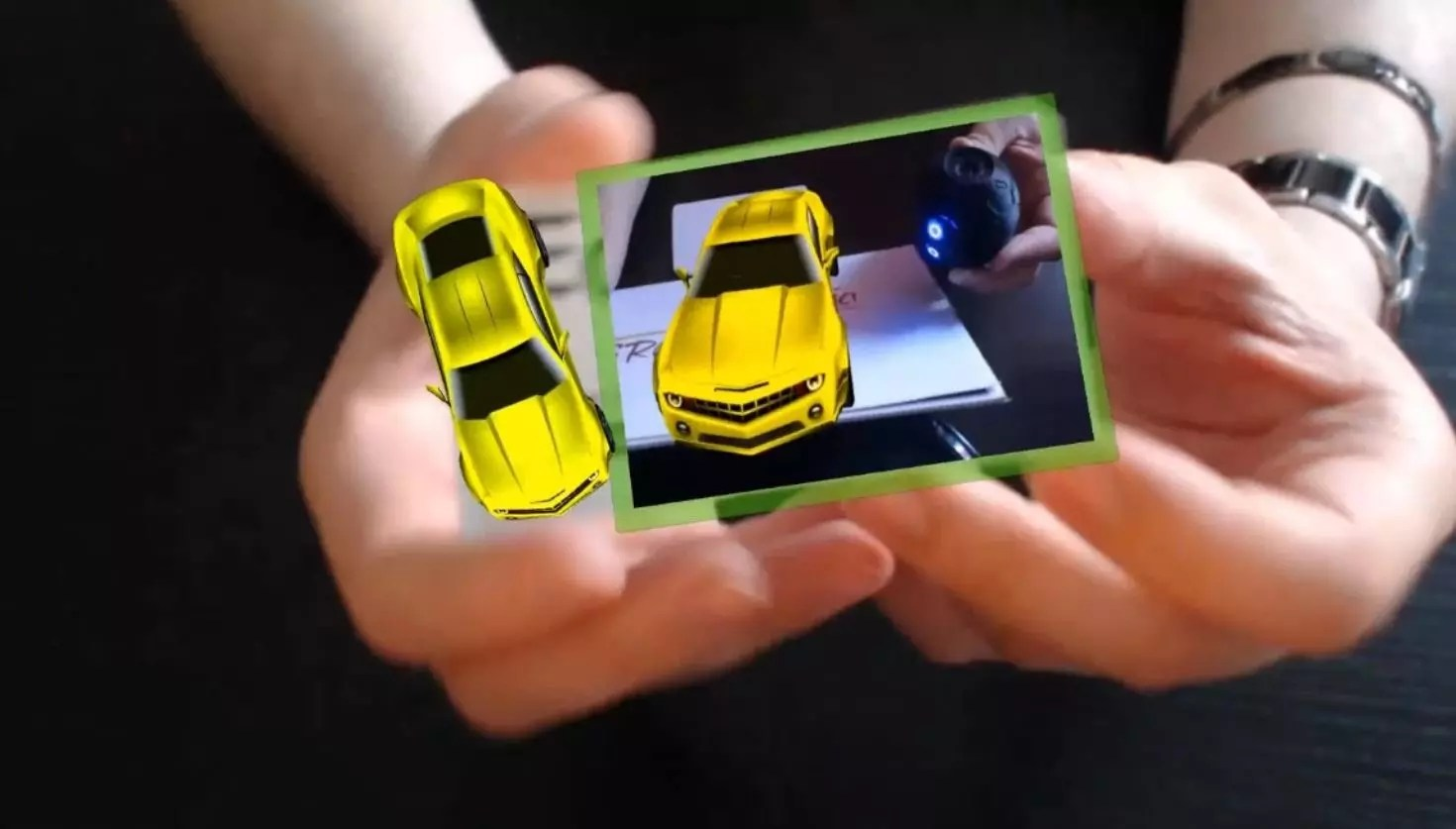 What are the Business opportunities with Augmented Reality?