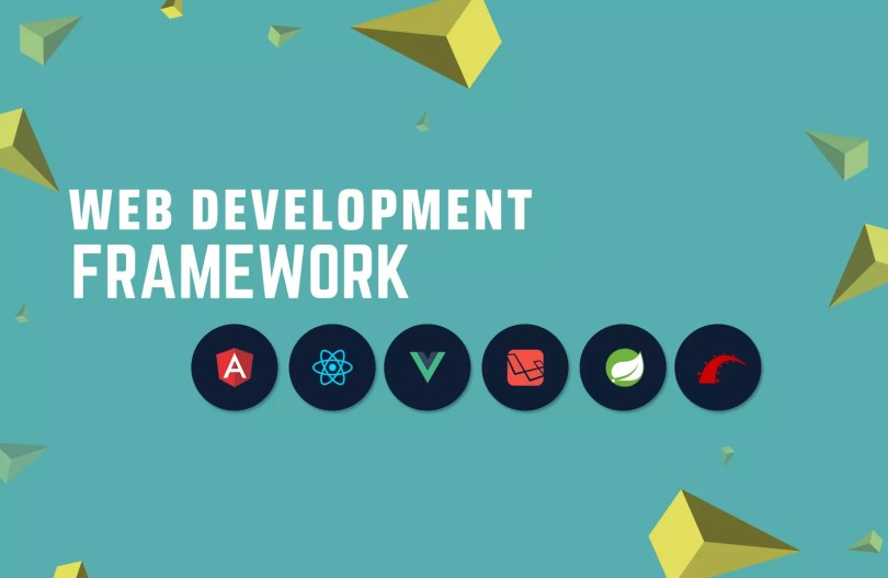 Best Web Development Frameworks Comparison – PixelCrayons