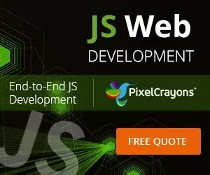 JS web development