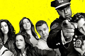 Brooklyn nine nine banner