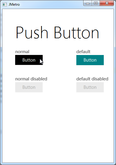 pushButton lightTheme(button pressed)