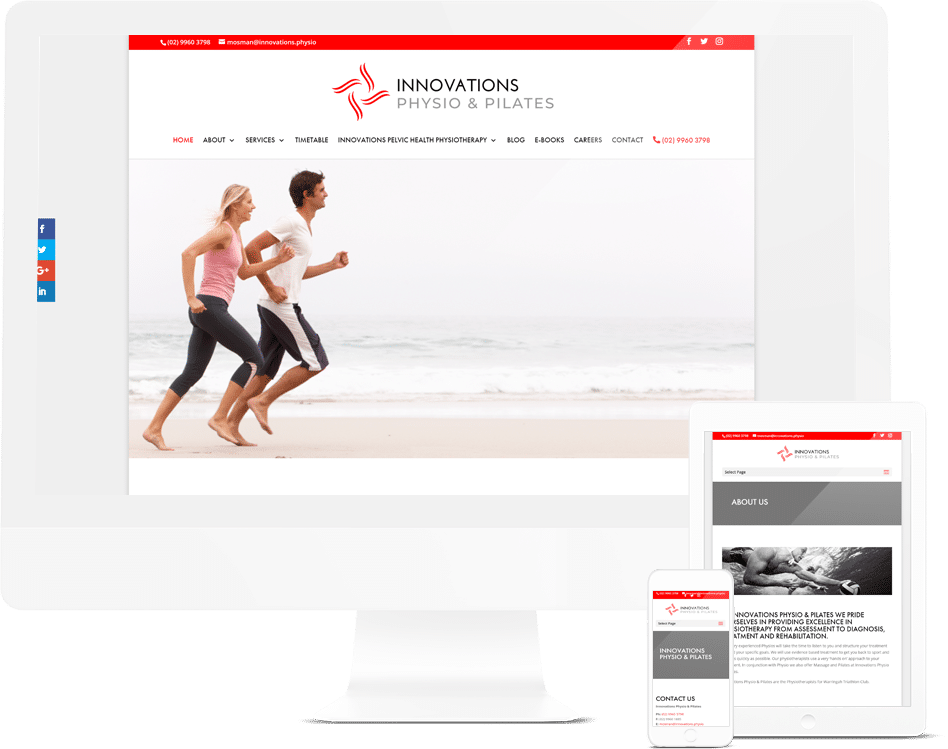 Innovations Physio & Pilates