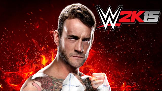 WWE 2K15