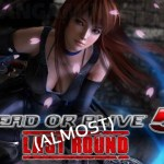 Dead or Alive 5: (almost) Last Round