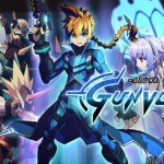 Azure Striker Gunvolt: I wanna be Mega Man