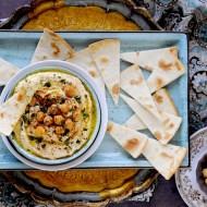 Hummus Bi Tahina (Purè di Ceci al Sesamo)