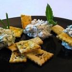 Assaggini di Formaggi Freschi con Erbe Aromatiche