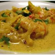 Zuppa di Gamberi di Goa