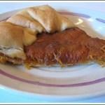Crostata di Zucca e Uvetta