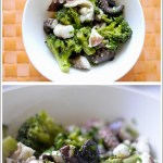 Insalata Tiepida di Polpo e Broccoli